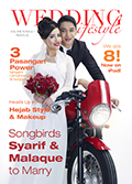 Wedding & Lifestyle Jan 2014 issue cover photo (120x167)