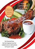 food brochure 2014