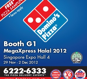 Dominos Pizza - Booth G1